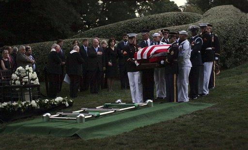 Senator Edward Kenedy Casket: Found A GraveFound A Grave