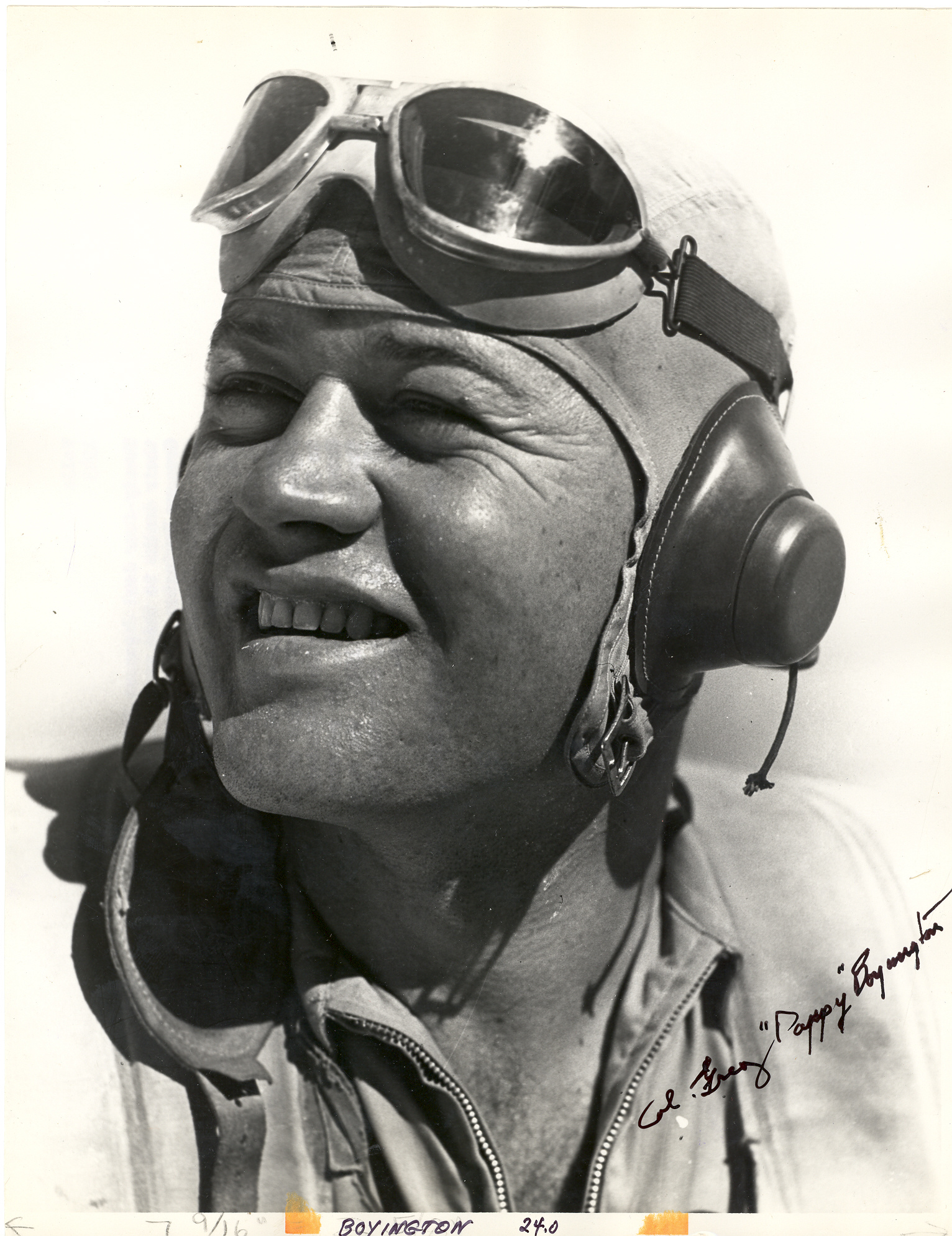 boyington -