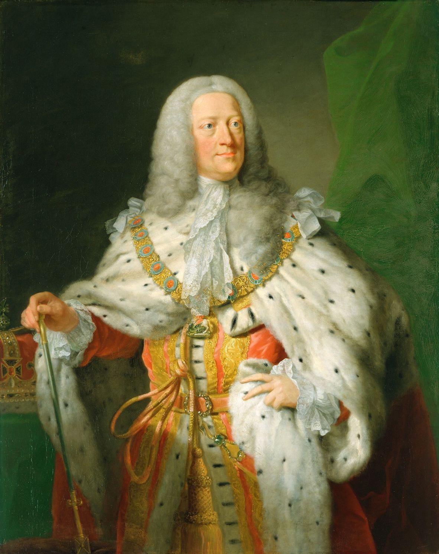 George_II_1755-1767 -