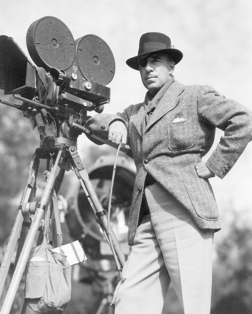 Director Raoul Walsh -