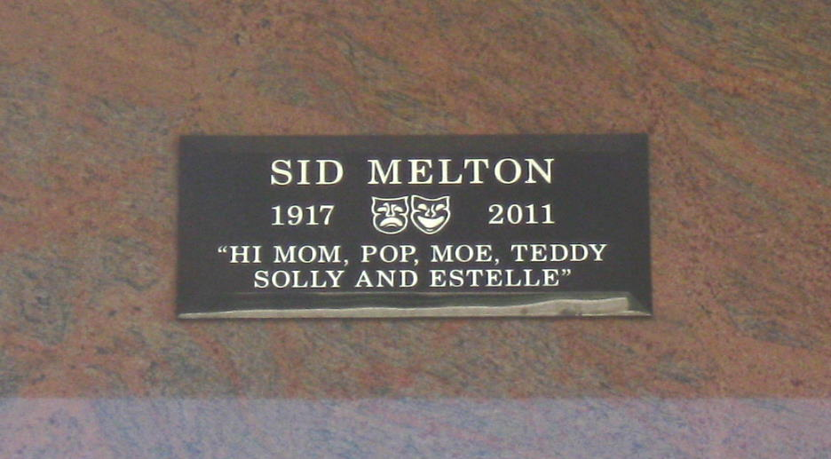Sid Melton Found A Gravefound A Grave