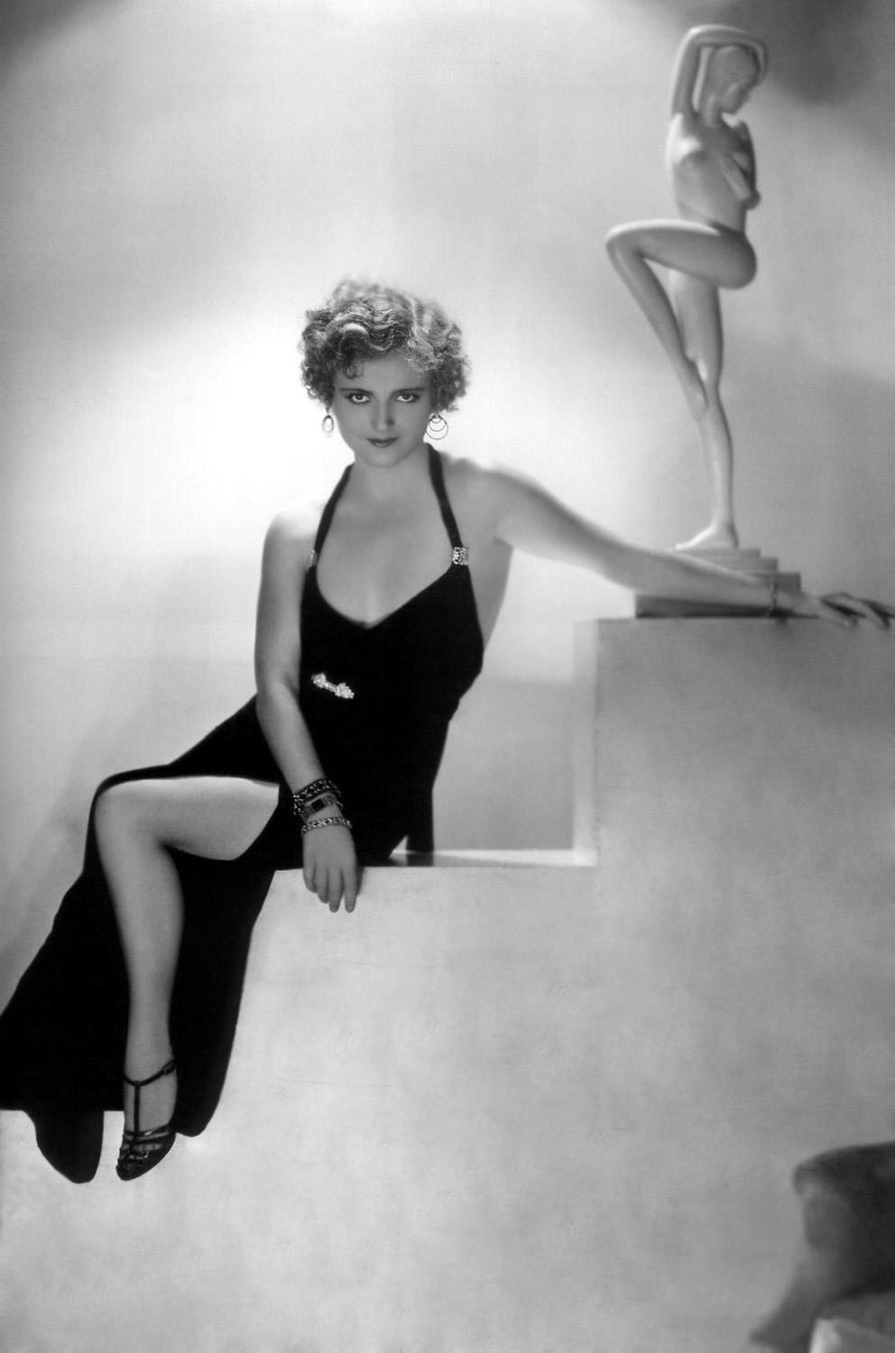 Lois Moran - by George Hurrell 1931 -