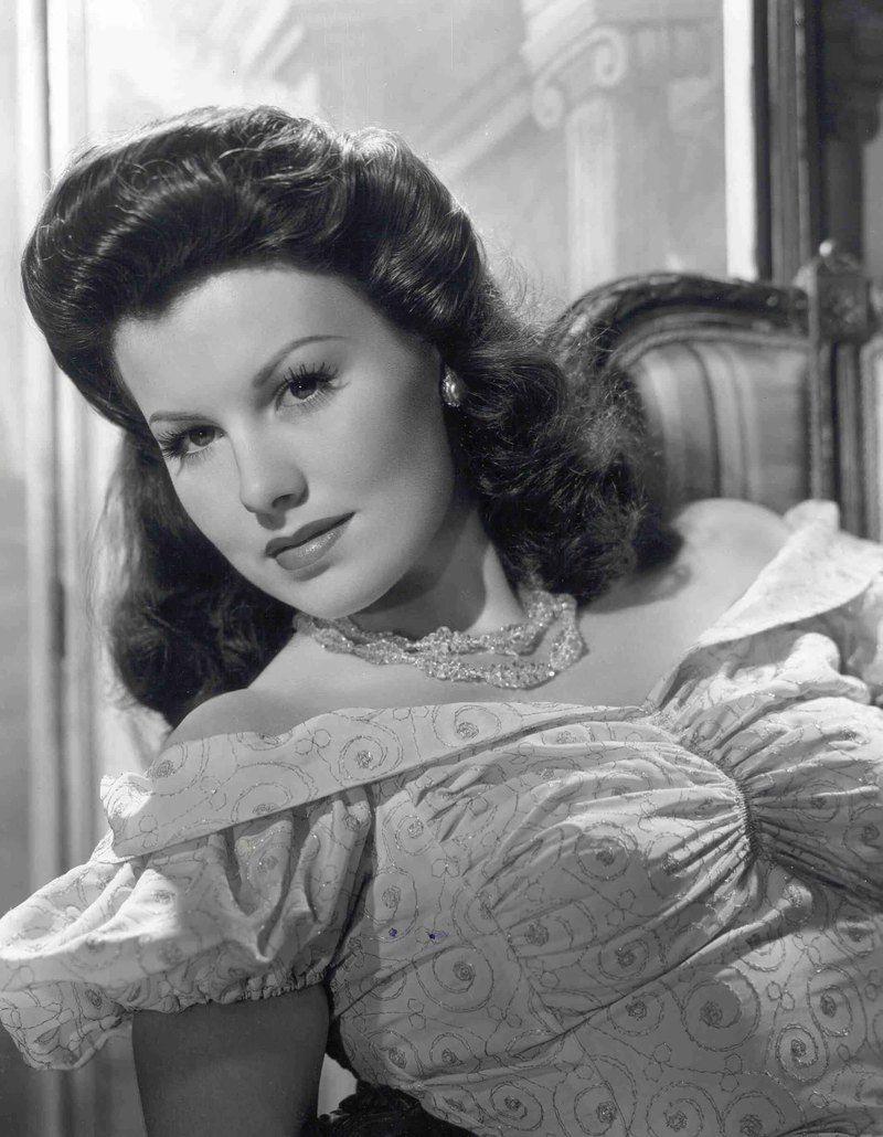 Sheila Ryan Dec. 29, 1941. -