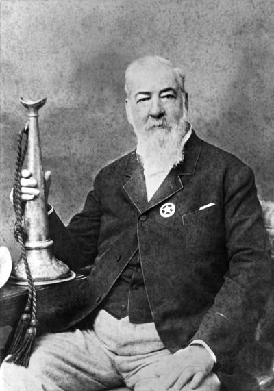 Alexander Joy Cartwright, Jr