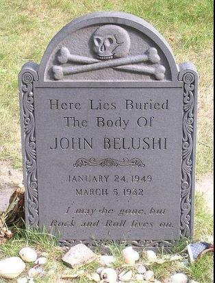 John Belushi -