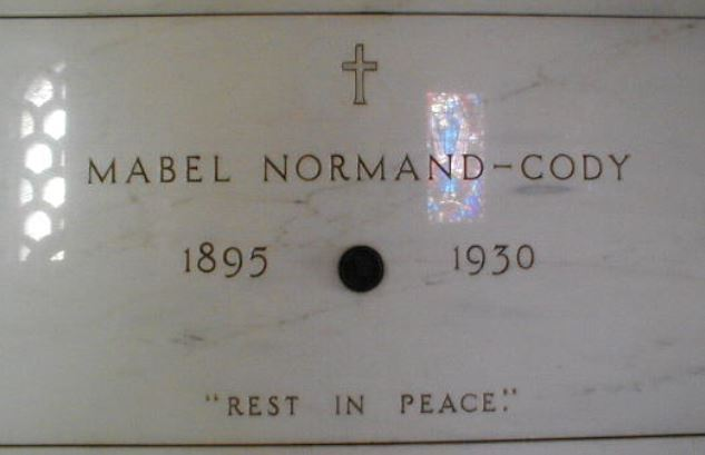 Mabel Normand -