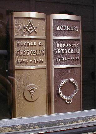 Berjouhi Gregorian