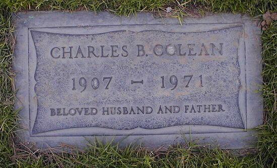 Charles Colean