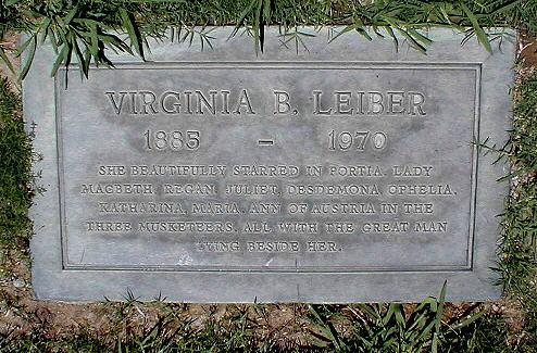 Virginia B. Bronson Leiber