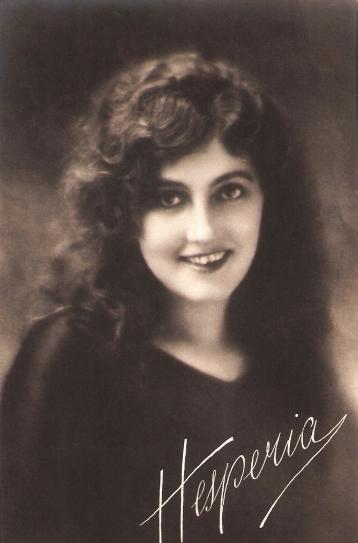 "Olga ""Hesperia"" Mambelli"