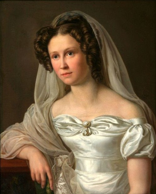 Johanna Rosalie Wagner Marbach