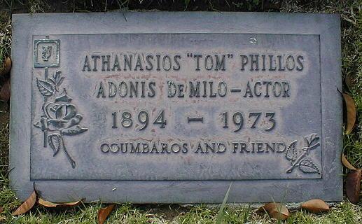 "Adonis ""Tom"" DeMilo"