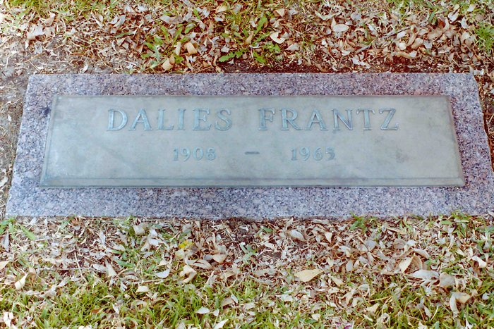 Dalies Erhardt Frantz