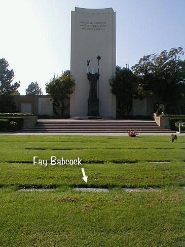 Fay Babcock