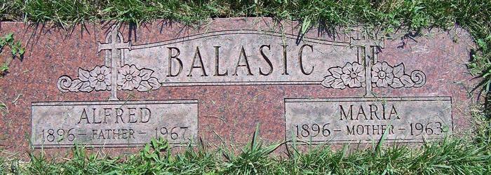 Maria Katherina Holz Balasic
