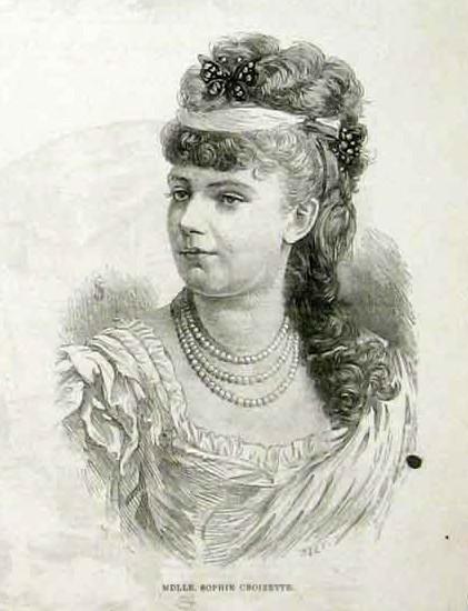 Sophie Alexandrine Croizette