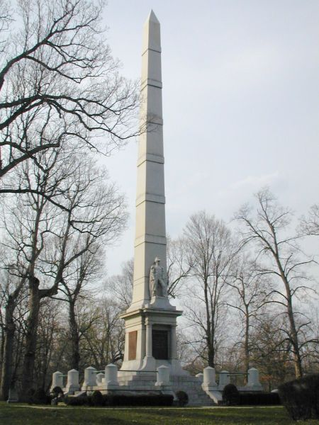 Battle of Tippecanoe Memorial