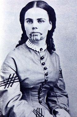 Olive Ann Oatman Fairchild