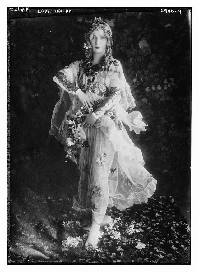 Lady Hazel Martyn Lavery