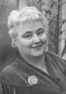 Margery Louise Allingham