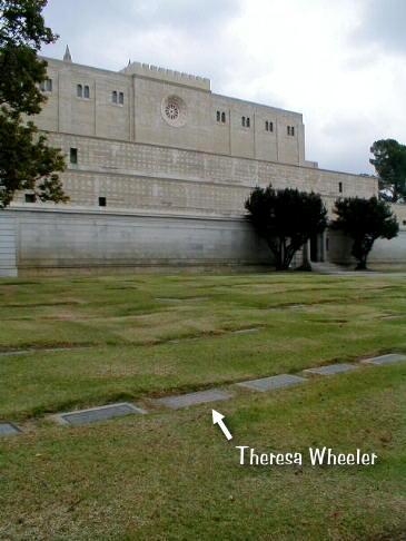 "Theresa ""Tess"" Wheeler"