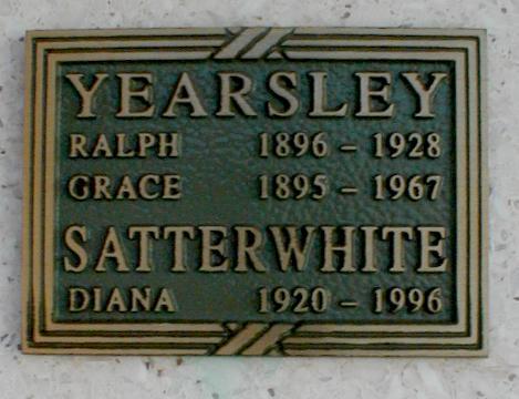 Grace Yearsley
