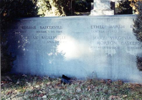 Henry Coleman Baskerville