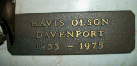 Havis Olson Davenport