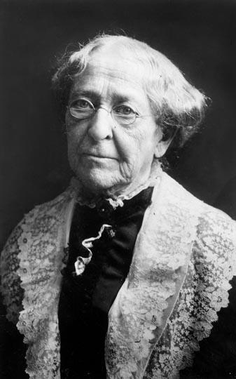 Caroline Maria Severance