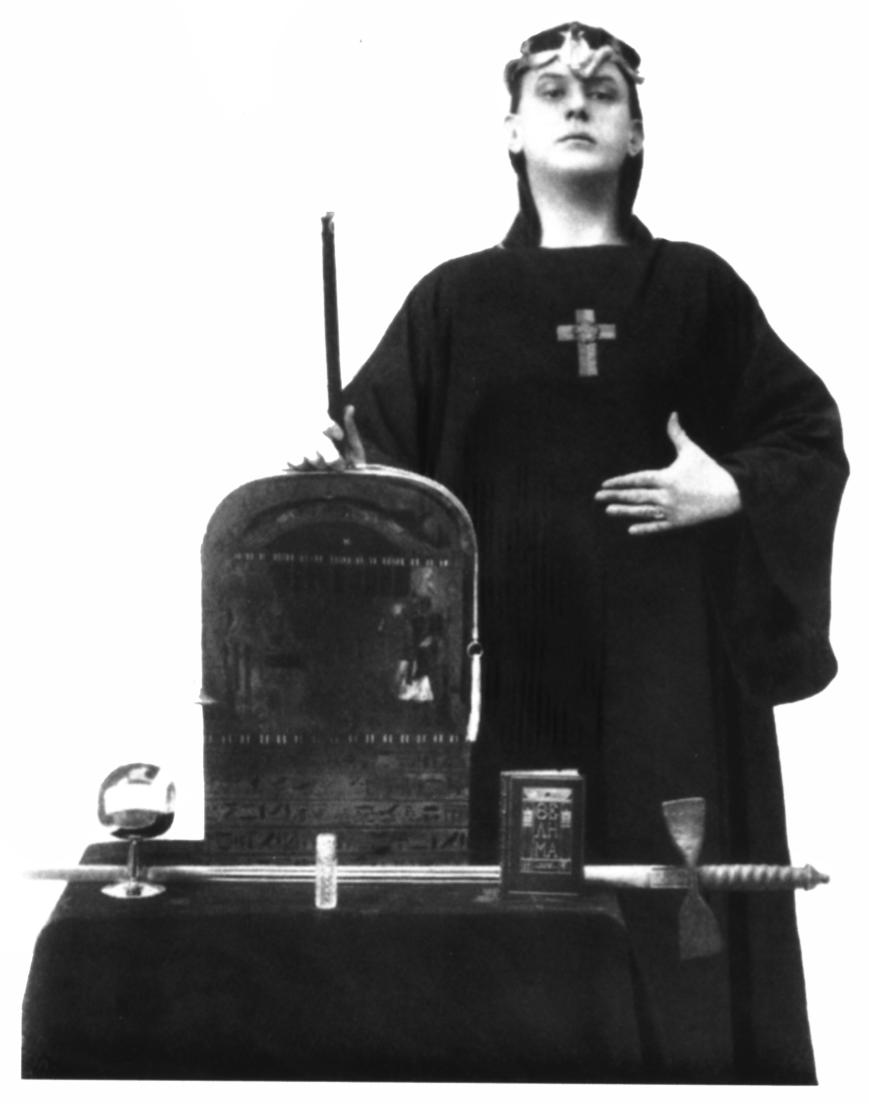 Aleister_Crowley,_Magus -