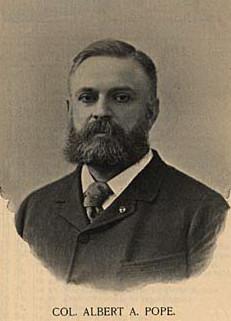 Albert Augustus Pope