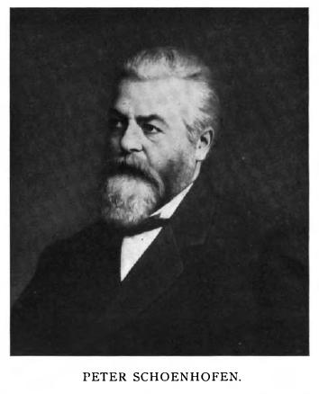 Peter Schoenhofen