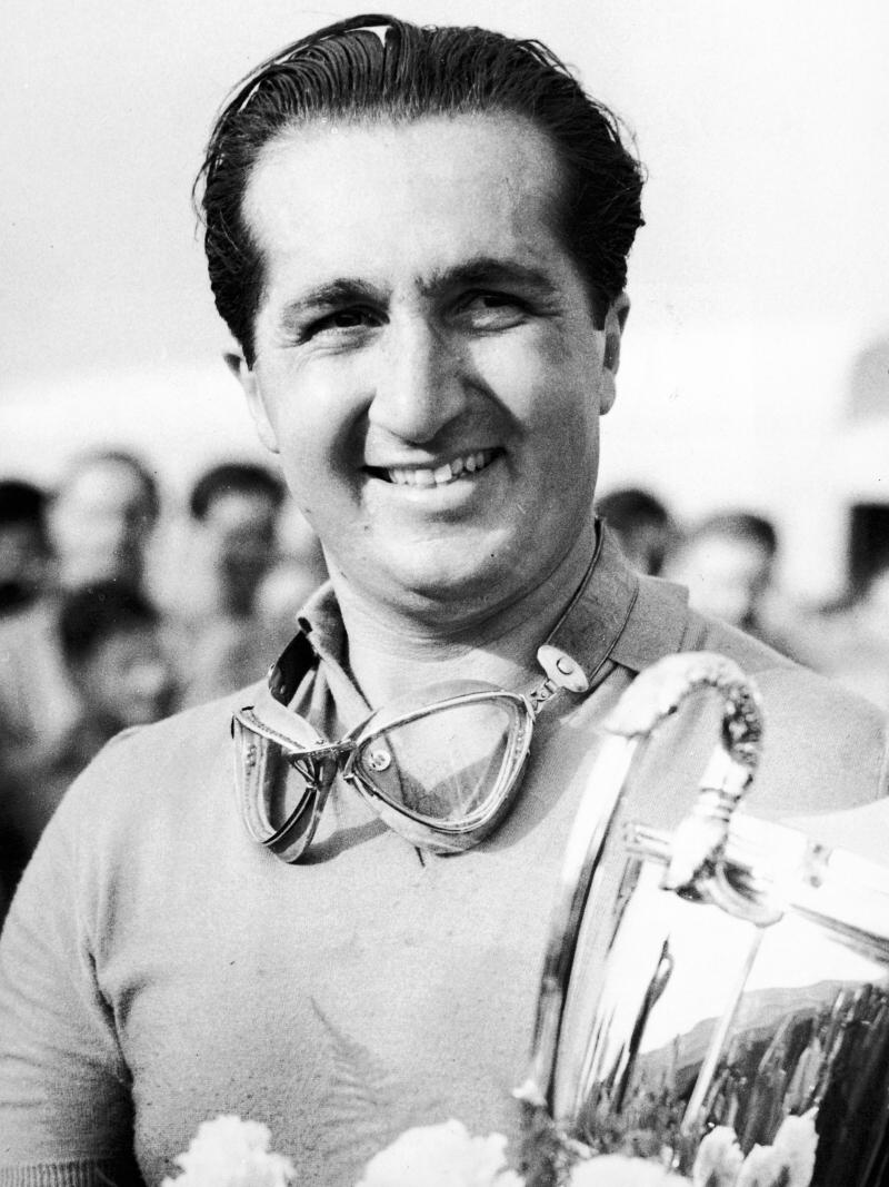 1953 Formula One World Championship.. Alberto Ascari (I).. Scuderia Ferrari. -
