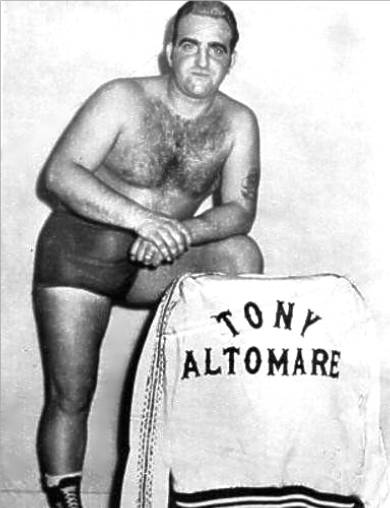 "Anthony C. ""Tony"" Altomare"