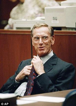 Charles Keating JR