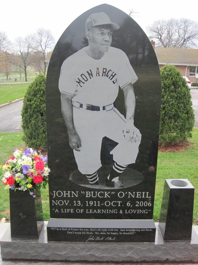 Buck O Neil Found A Gravefound A Grave