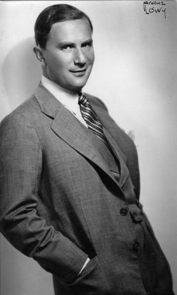 The Austrian actor Oskar Karlweis. Photograph. About 1935. (Photo by Imagno/Getty Images) Oskar Karlweis. Schauspieler. Österreich. Photographie. Um 1935. -