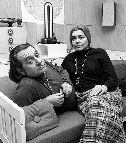 ettore_sottsass_and_fernanda_pivano_1969 -