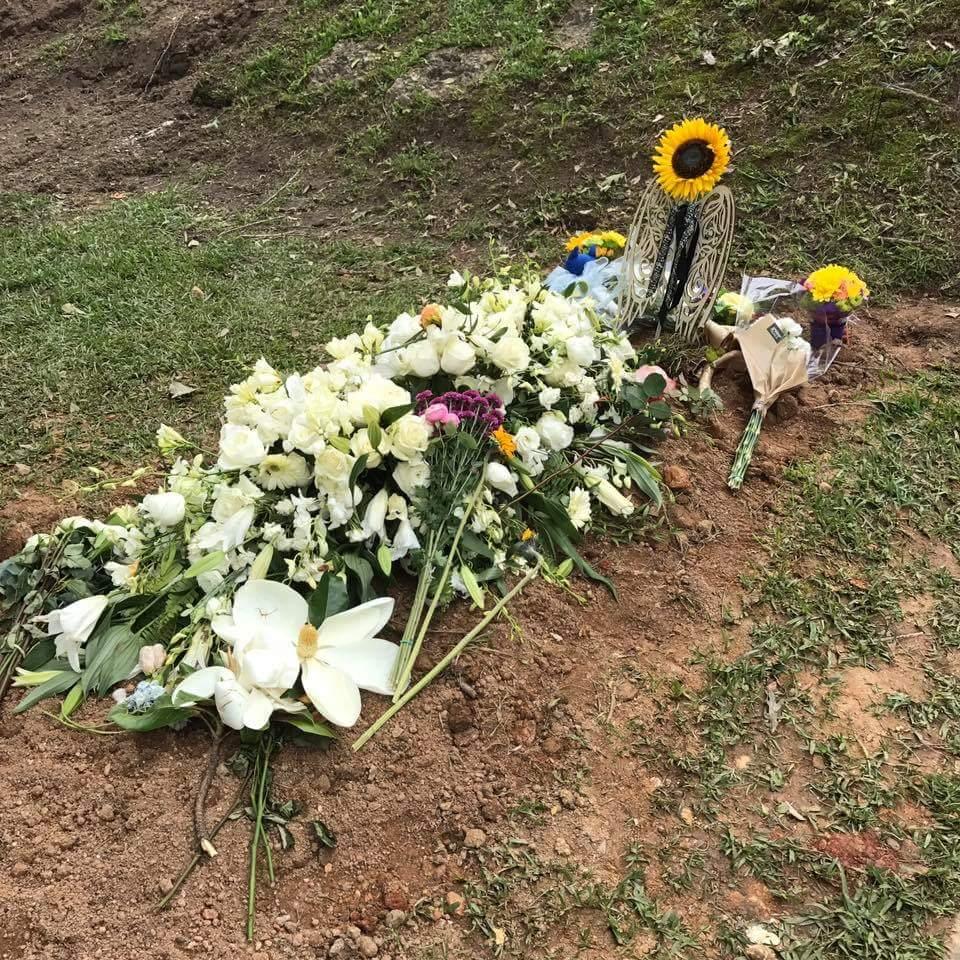 Greg Allman Grave -