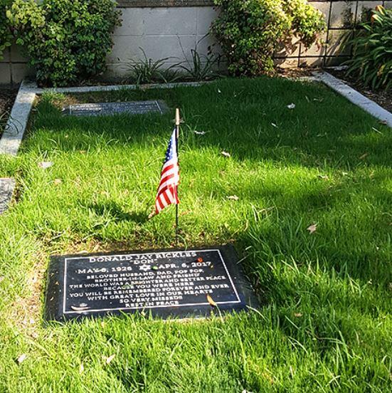 Don grave -