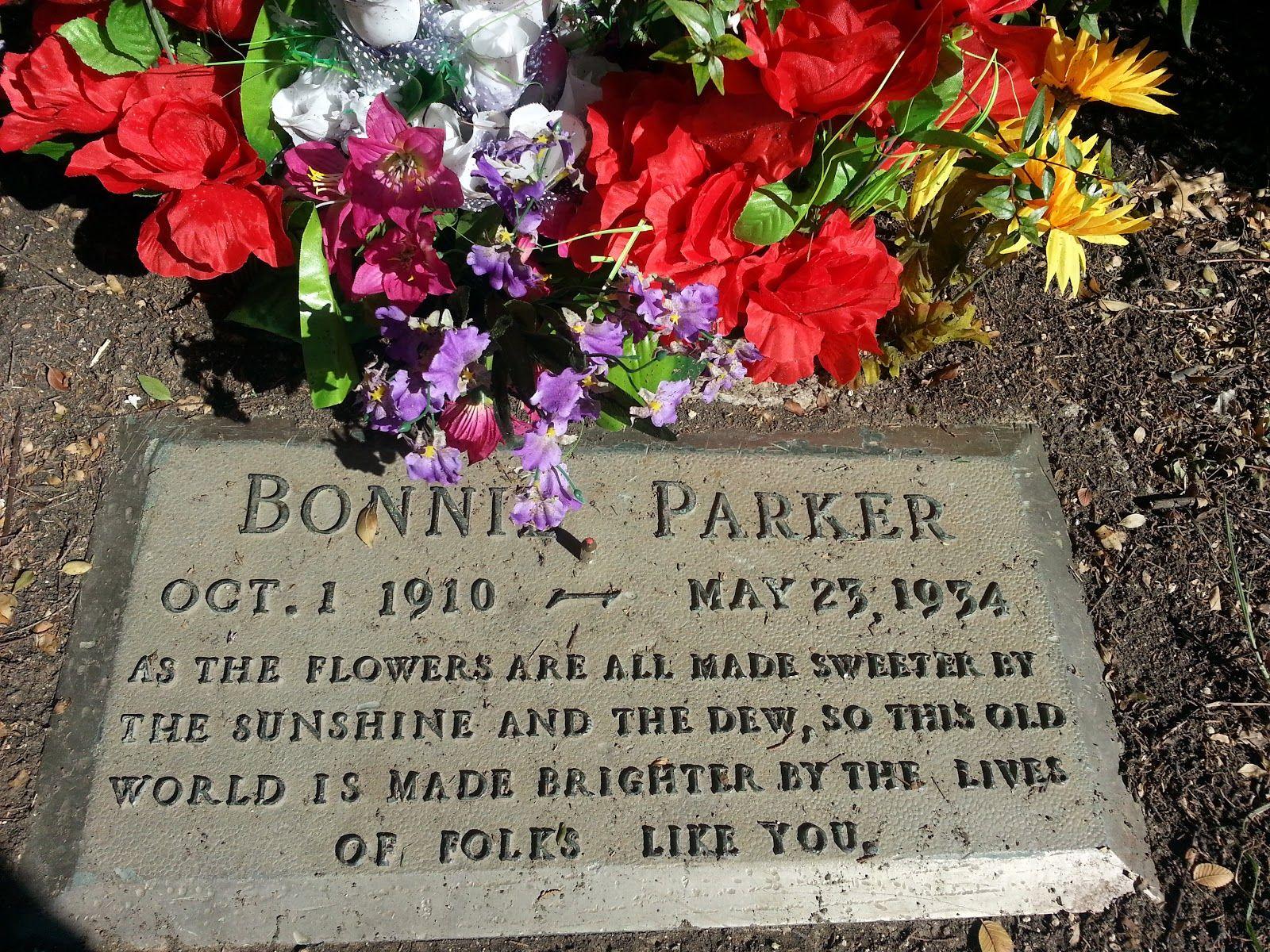 parker grave -