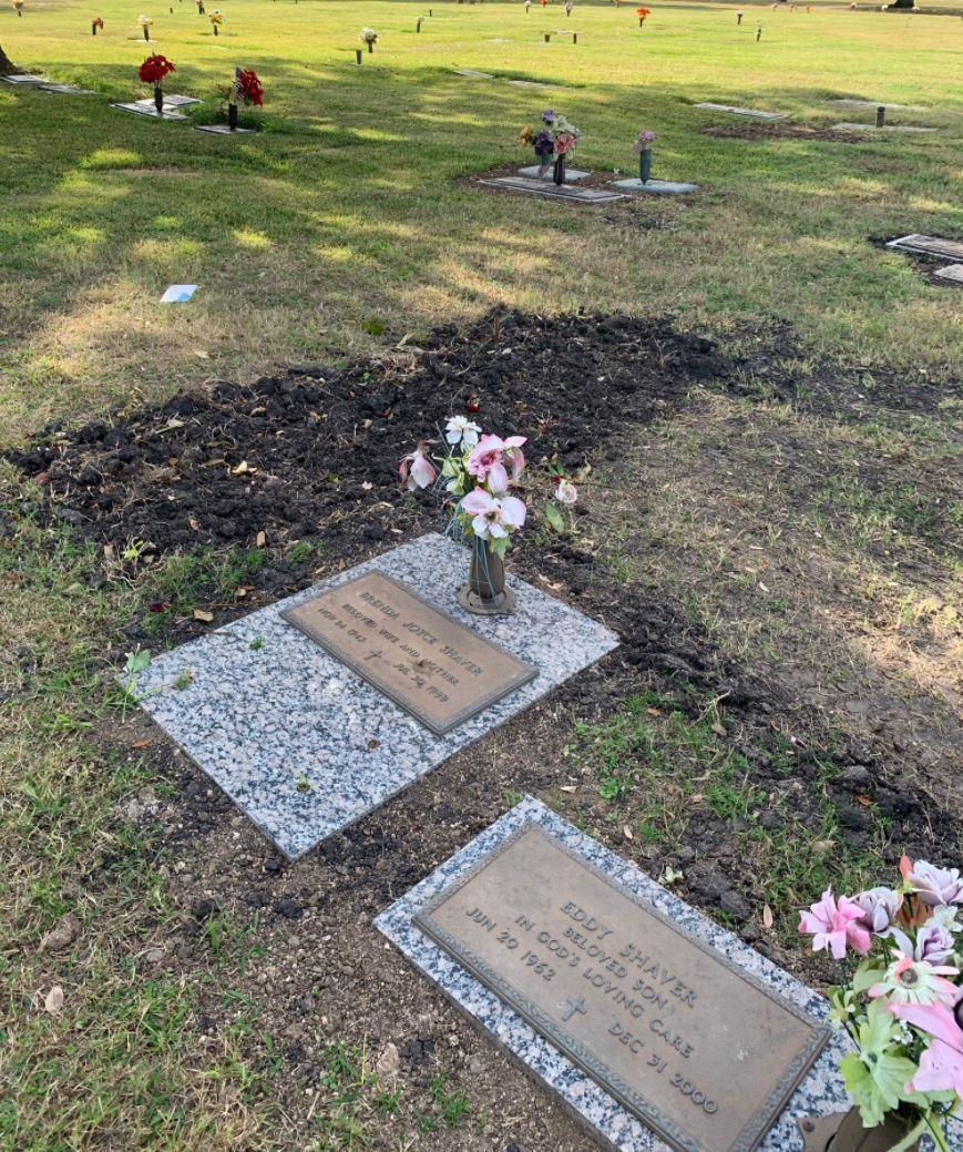 Billy grave -